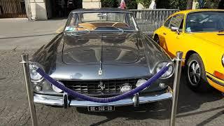 ferrari 250 GTE in PAris France  950 ex
