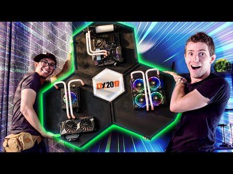 BADASS Wall-Mounted Gaming PC - UCXuqSBlHAE6Xw-yeJA0Tunw