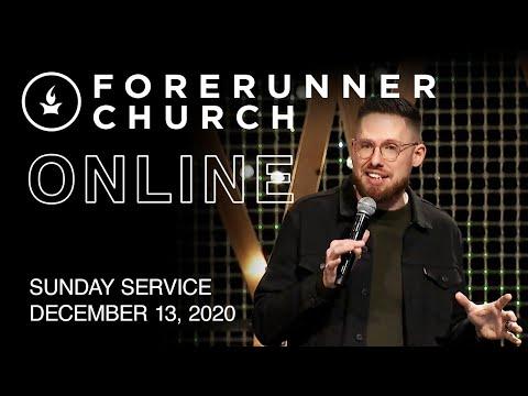 Sunday Service  IHOPKC + Forerunner Church  December 13