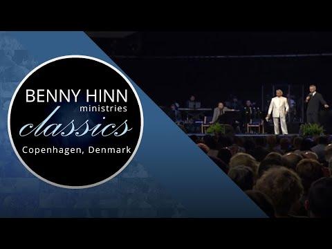 Benny Hinn Ministry Classic - Copenhagen, Denmark 2006 Part 2