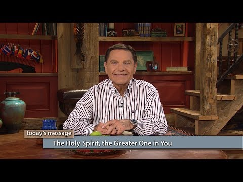The Holy Spirit, the Greater One in You