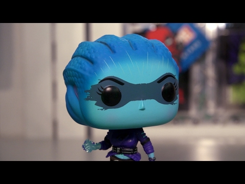 Mass Effect: Andromeda and Overwatch are Getting Funko Pop! Vinyls and They're Adorable - UCKy1dAqELo0zrOtPkf0eTMw