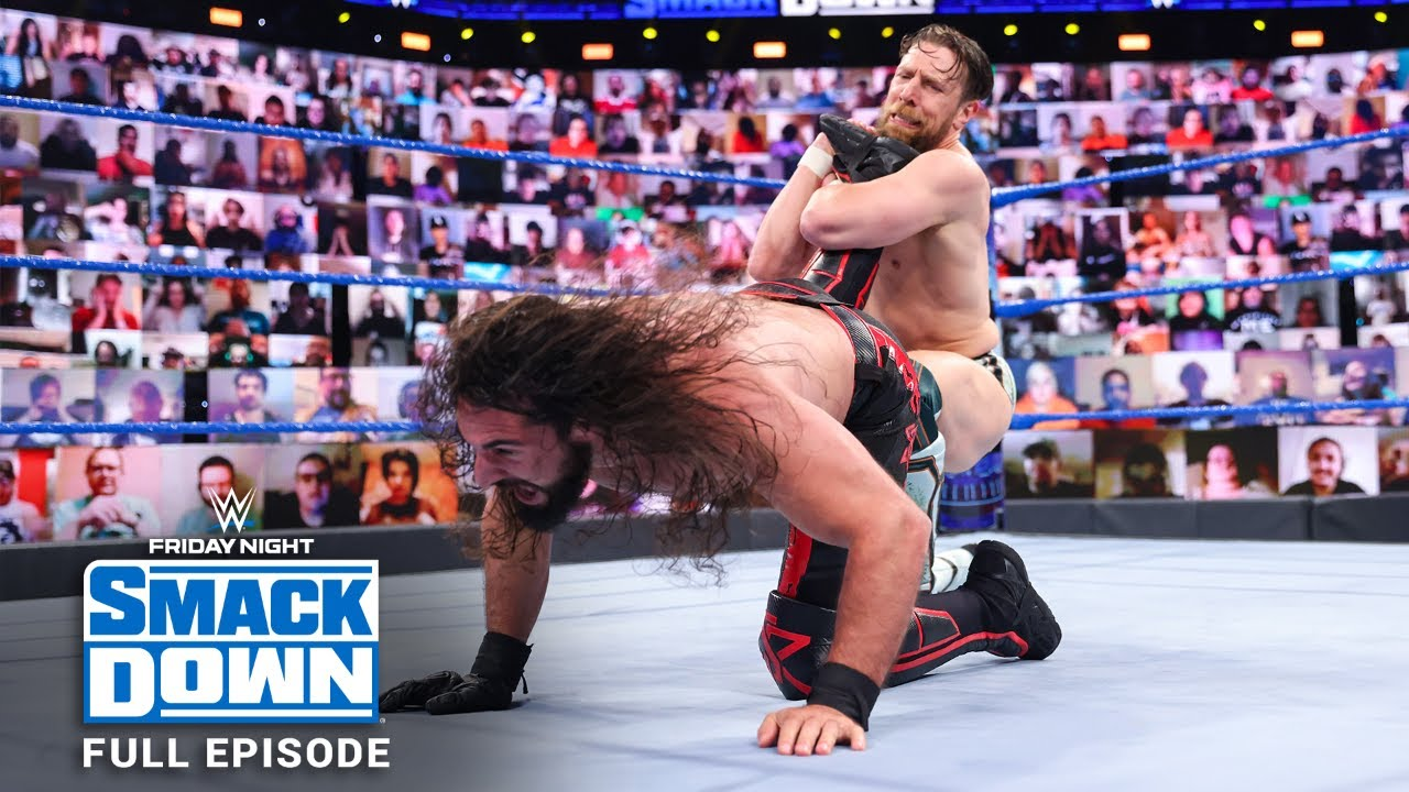 WWE SmackDown Full Episode, 23 April 2021