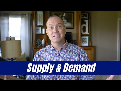 Supply & Demand - Joe Joe Dawson
