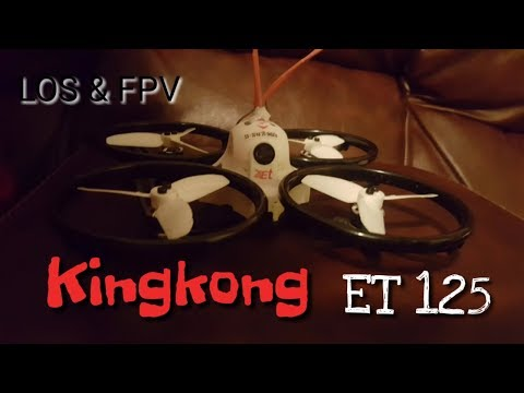 Kingkong ET 125 LOS & FPV Fun! - UCNUx9bQyEI0k6CQpo4TaNAw