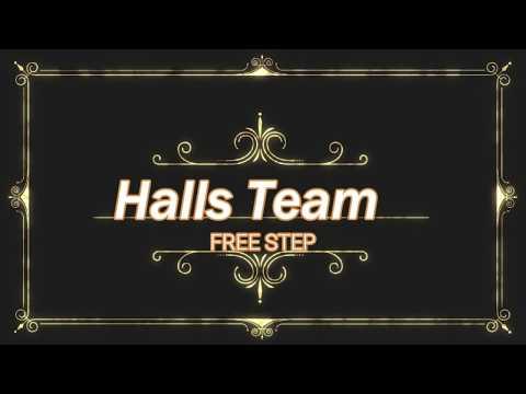 Halls Team´  Apenas Dance FREE STEP MG 2019