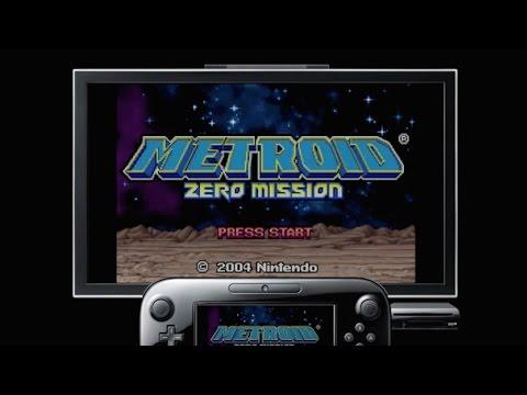 Metroid: Zero Mission Wii U Virtual Console - Official Announcement Trailer - UCKy1dAqELo0zrOtPkf0eTMw