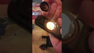 Sostituzione batteria chiave 500 Abarth
