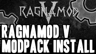 RAGNAMOD V MODPACK 1 12 2 minecraft - how to download