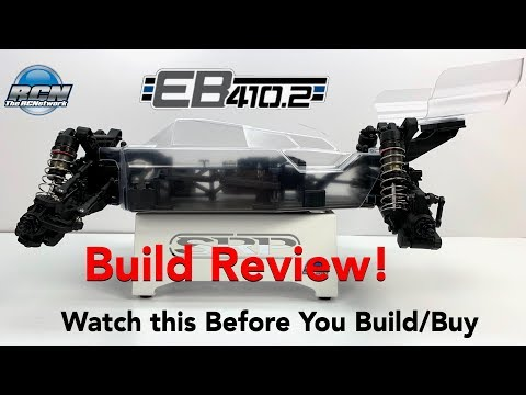 Tekno EB410.2✌️Build Review - In Depth - Differences vs EB410 - UCSc5QwDdWvPL-j0juK06pQw