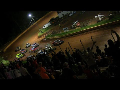 NVRA Main @ Toccoa Raceway August 8th 2020 - dirt track racing video image
