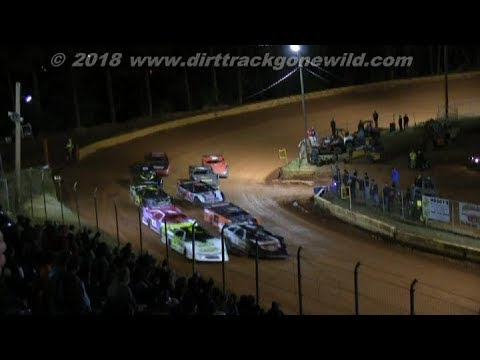 602 Hobby @ Toccoa March 17th 2018 - dirt track racing video image