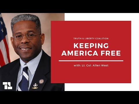 Lt. Col. Allen West on Truth & Liberty Live - January 13th, 2020