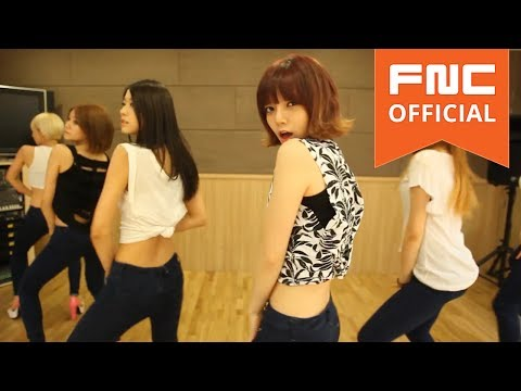 Short Hair (Dance Practice Eye Contact Version)