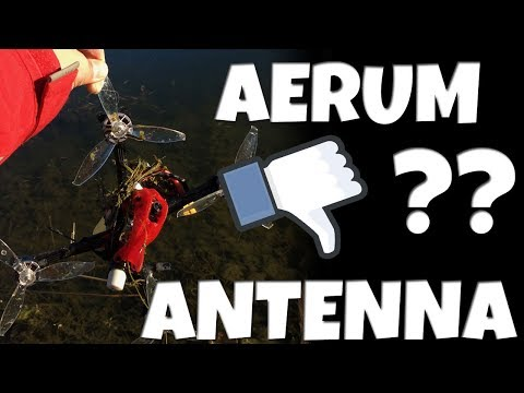 TBS AERUM ANTENNA REVIEW AND TESTS! - UCoS1VkZ9DKNKiz23vtiUFsg
