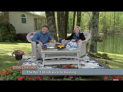 The No. 1 Hindrance to Healing