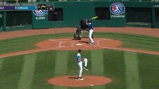 LLWS 2019 | Oregon vs Italy | 2019 Little League World Series Highlights