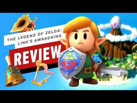 The Legend of Zelda: Link's Awakening Review - UCKy1dAqELo0zrOtPkf0eTMw