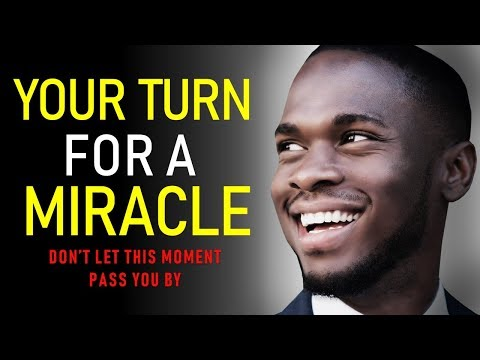 YOUR TURN FOR A MIRACLE - BIBLE PREACHING  PASTOR SEAN PINDER