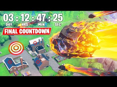SEASON 11 EVENT COUNTDOWN!!! (Fortnite Battle Royale) - UC2wKfjlioOCLP4xQMOWNcgg