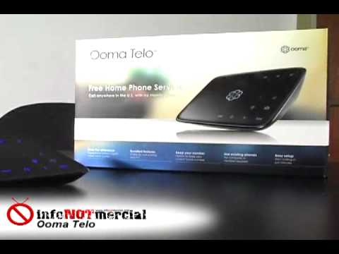 Ooma Telo Review (from infoNOTmercial.com) - UCM3fxDwd-JEVEXf2mwH0-vw