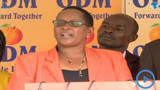 ODM remains silent on the Kibra MP seat as it awaits timelines from IEBC to select a candidate