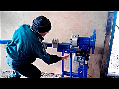 Самодельный электрический станок для холодной ковки. Forging - default