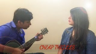 Sia Cheap Thrills : Acoustic Cover by Maggie ft. A - maggie , Pop