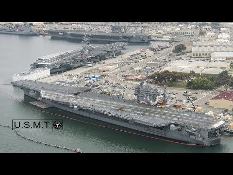 Russia, China & N. korea Give Up: US Aircraft Carriers Impossible to kill> </a> <div style=