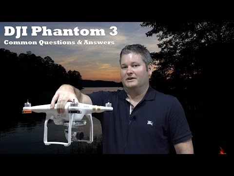 "DJI Phantom 3 Questions & Answers for Common ""Problems"" - UCDtnOp7jxs-OxlHrYw6QTAg"