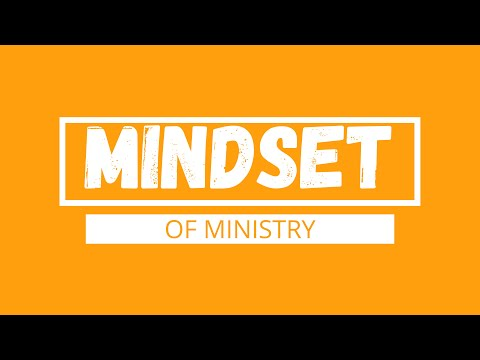 Mindset of Ministry :: Blessed To Be A Blessing