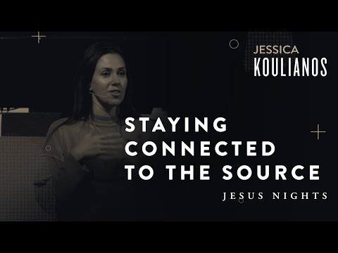 Jessica Koulianos  Jesus Nights  November 3rd, 2019