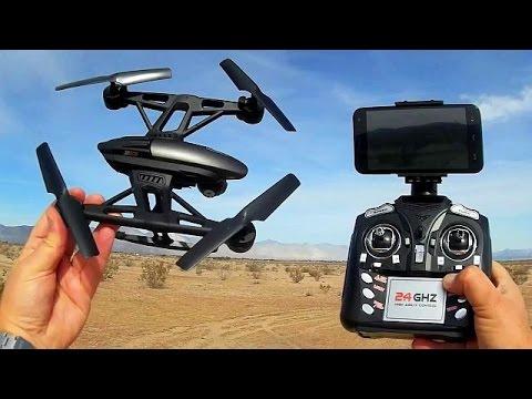 JXD 509W Altitude Hold FPV Drone Flight Test Review - UC90A4JdsSoFm1Okfu0DHTuQ