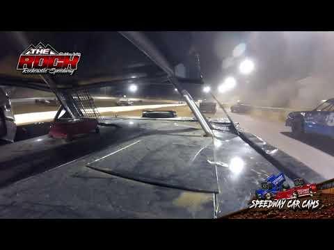 #25 Randy Frasure - Super Stock - Rockcastle Speedway - InCar Camera - dirt track racing video image