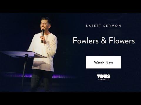 Luke Barry  Are You OK?: Fowlers & Flowers