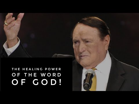 THE HEALING POWER OF THE WORD OF GOD! (PART ONE)