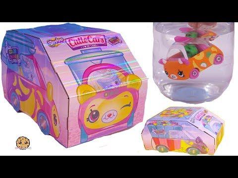 Big Cutie Car Surprise ! Shopkins Water Color Changing Cars - Cookie Swirl C Video - UCelMeixAOTs2OQAAi9wU8-g