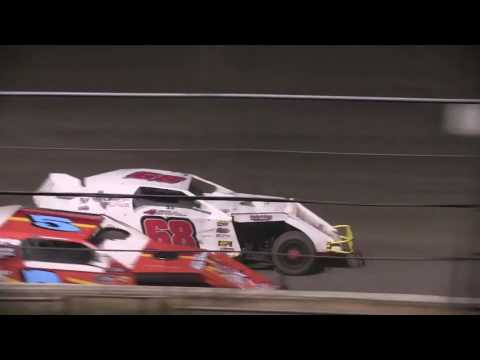 HOT SportMod 06 23 17 - dirt track racing video image