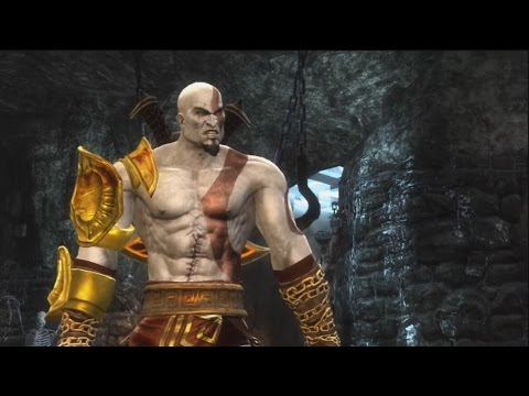 GAM3VIDZ - Mortal Kombat: KRATOS | Fatalities and Babality