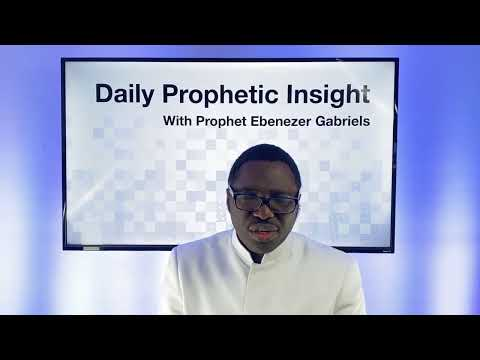 The Church, the Trump Administration, Europe, Australia, Africa - July 19,  2020 Prophetic Insight
