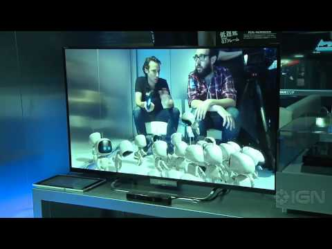 Going Hands On with PS4's PlayRoom- TGS 2013 - UCKy1dAqELo0zrOtPkf0eTMw