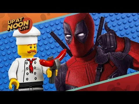 The Hugest Movies & Weirdest LEGO Sets of 2018 - Up At Noon Live! - UCKy1dAqELo0zrOtPkf0eTMw