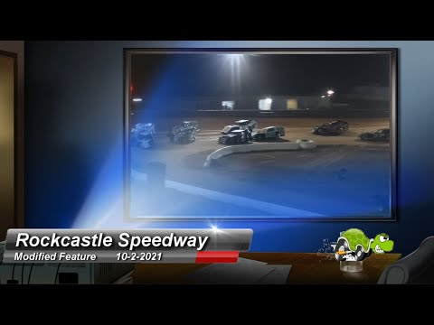 Rockcastle Speedway - Modified Feature - 10/2/2021 - dirt track racing video image
