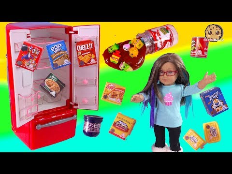 Oh So Real Mini Food Packs Shopkins Surprise Blind Bags with American Girl - UCelMeixAOTs2OQAAi9wU8-g