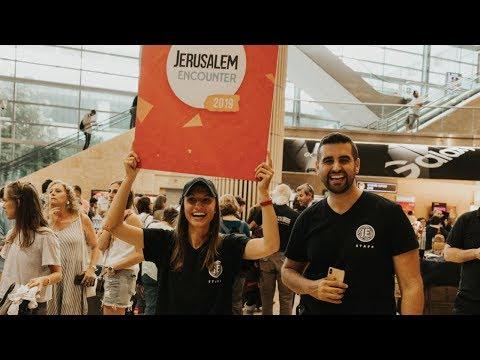 Arrival Day // Jerusalem Encounter 2019