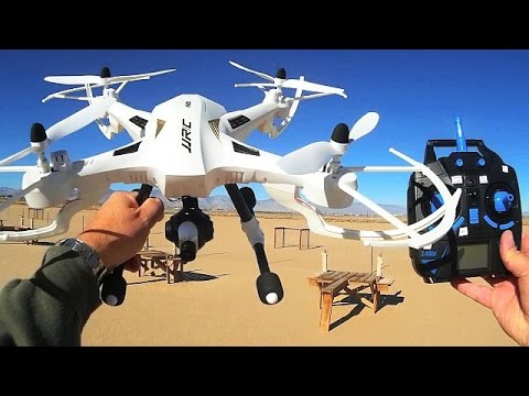 JJRC H26D Camera Drone with Gimbal Flight Test Review - UC90A4JdsSoFm1Okfu0DHTuQ
