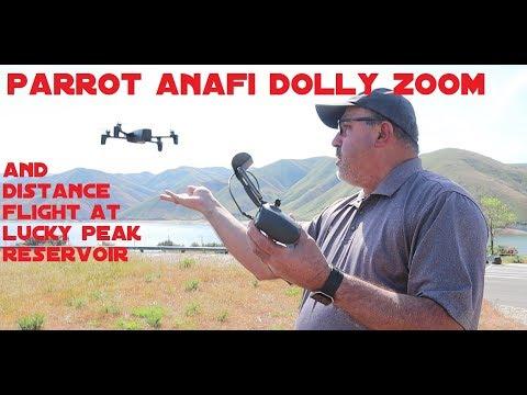 Parrot Anafi Distance Flight & Dolly Zoom at Lucky Peak Reservoir - UCWaxtRwDzUMd2WmhOrCWRJQ