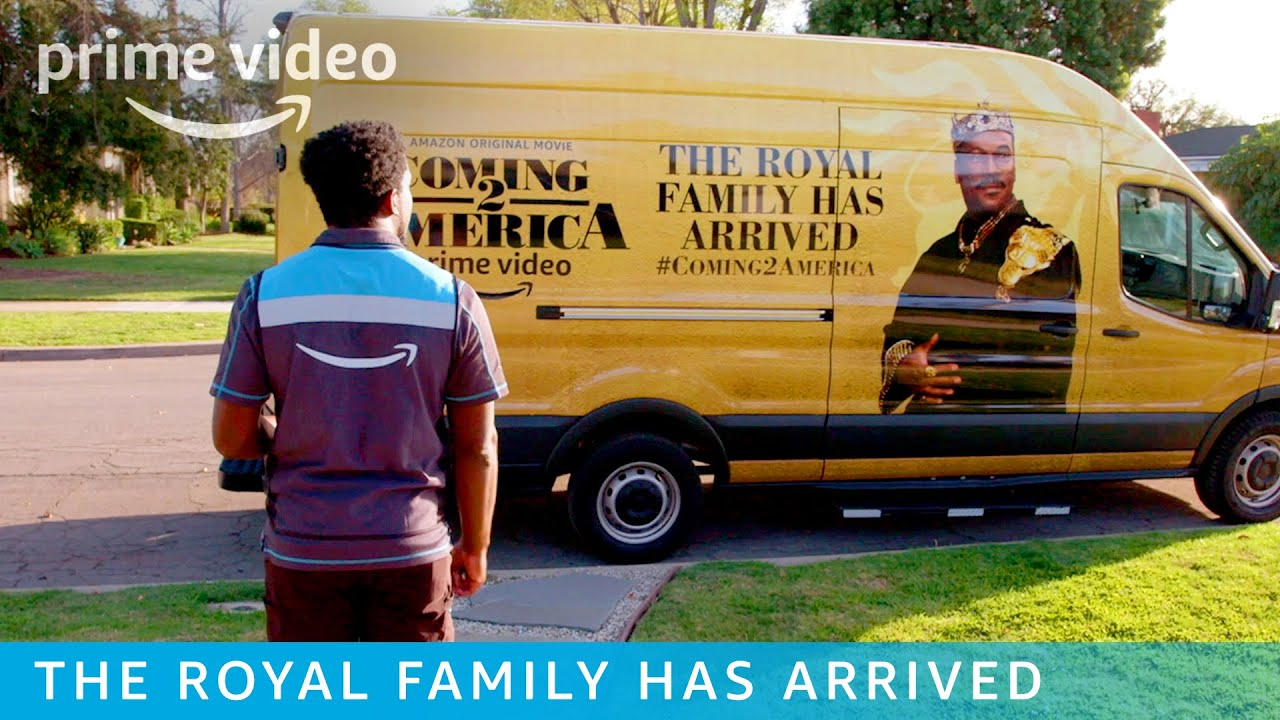 Coming 2 America – The Royal Family Has Arrived