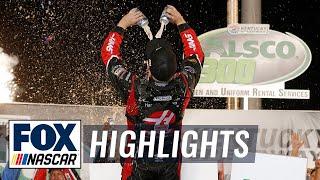 Alsco 300 at Kentucky | NASCAR on FOX HIGHLIGHTS