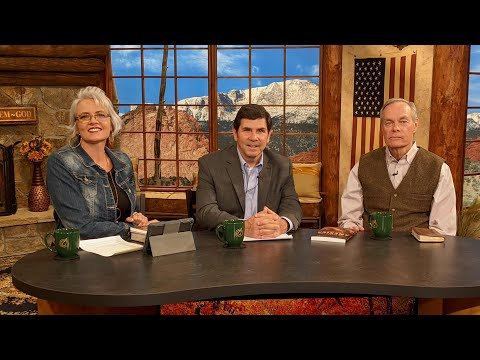Charis Daily Live Bible Study: Build it on the Word - Alex McFarland - October 20, 2020